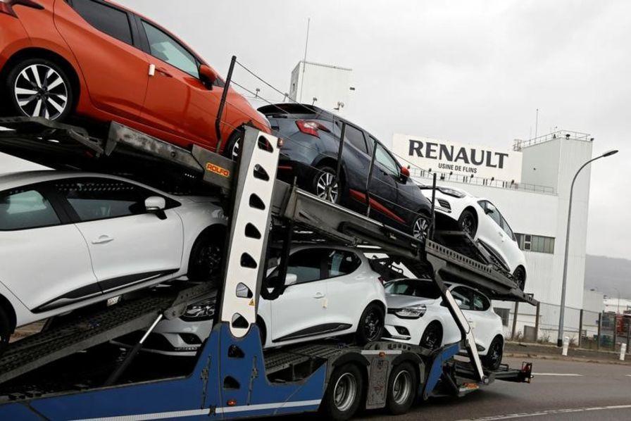 Des ventes record au premier semestre — Renault