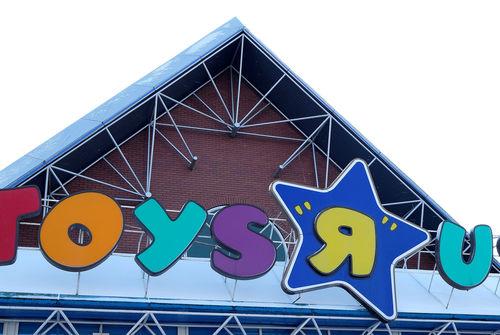 Jouets. Toys 'R' Us liquide ses magasins aux Etats-Unis