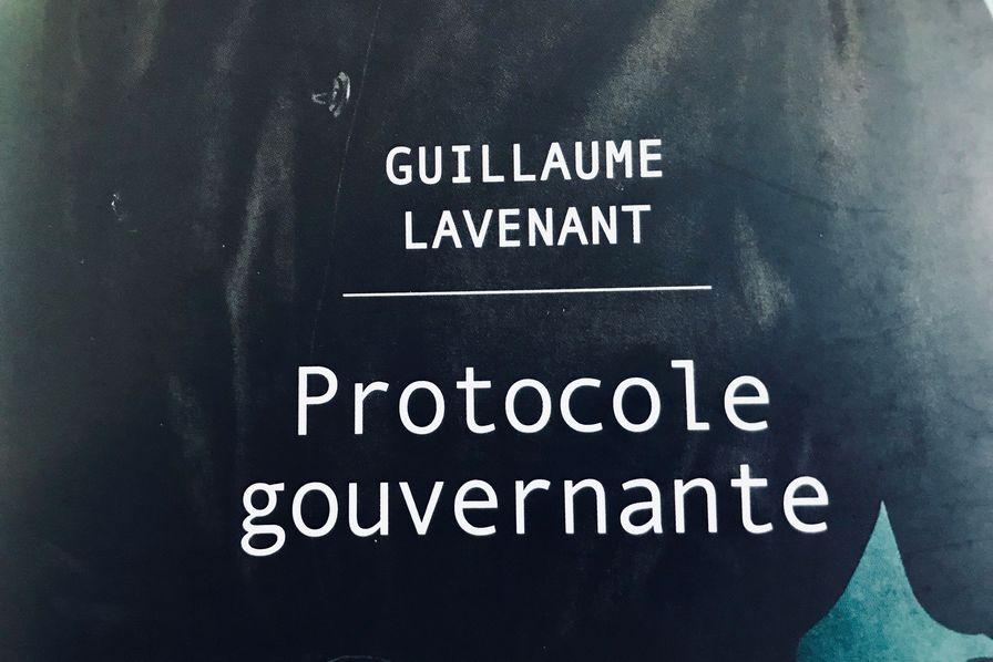 Entracte Livre Avec Protocole Gouvernante Guillaume