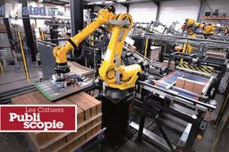 Publiscopie : des machines Digital Ready et flexibles pour l'usine du futur