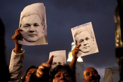Assange a