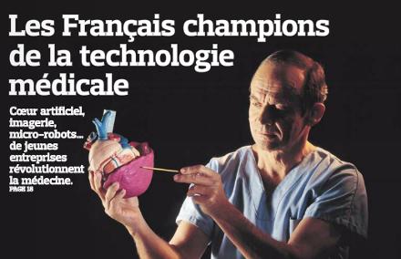 """Résultat de recherche d'images pour """"france, medical, hautes technologies"""""""