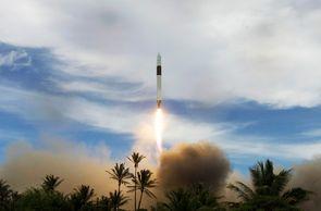 SpaceX a conçu son propre lanceur.