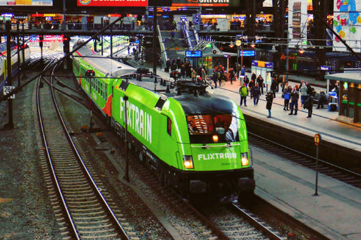 Pourquoi FlixBus reporte son lancement de trains en France