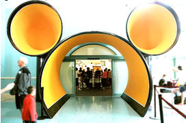 Walt Disney lance son incubateur de start-up