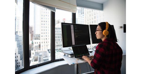 Des métiers de plus en plus numériques