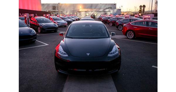 Renault Zoe contre Tesla Model 3, duel au sommet du top 10 des voitures électriques