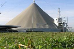 Stockage de biogaz