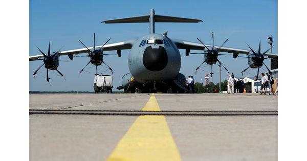 L'A400M creuse (encore et toujours) les pertes d'Airbus - L'Usine Aéro