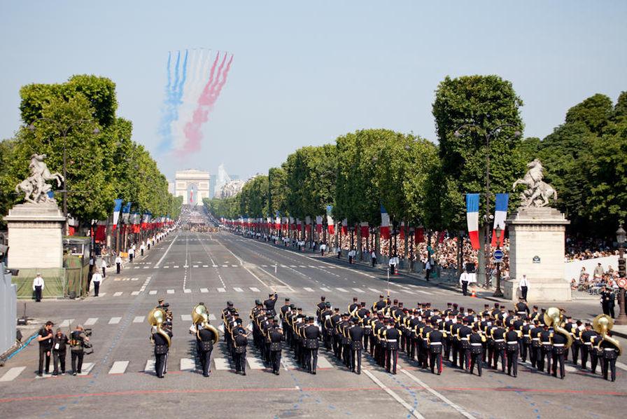 Gilets Jaunes : des dégâts et des affrontement sur les Champs-Elysées