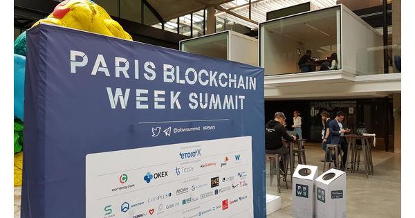 Au Paris Blockchain Week Summit, qui se tenait les 16 et 17 avril à Station F (Paris XIIIe), des experts de la chaîne de blocs ont envisagé le potentiel de... - Blockchain