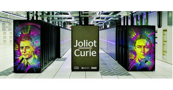 Joliot-Curie, as du supercalcul européen