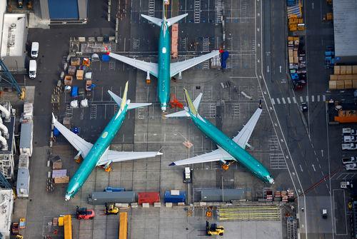 9 autorités internationales conviées à la certification du 737 MAX — Boeing