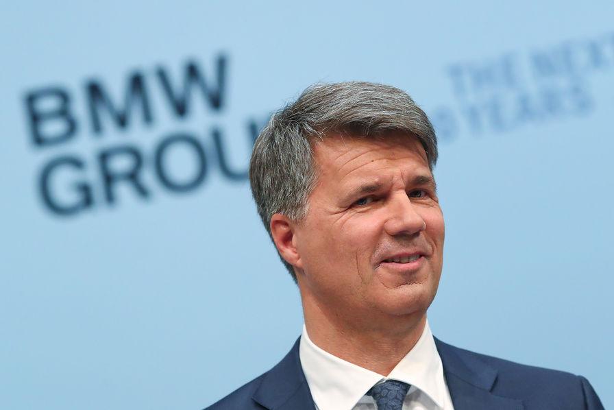 Harald Krüger dit stop — BMW