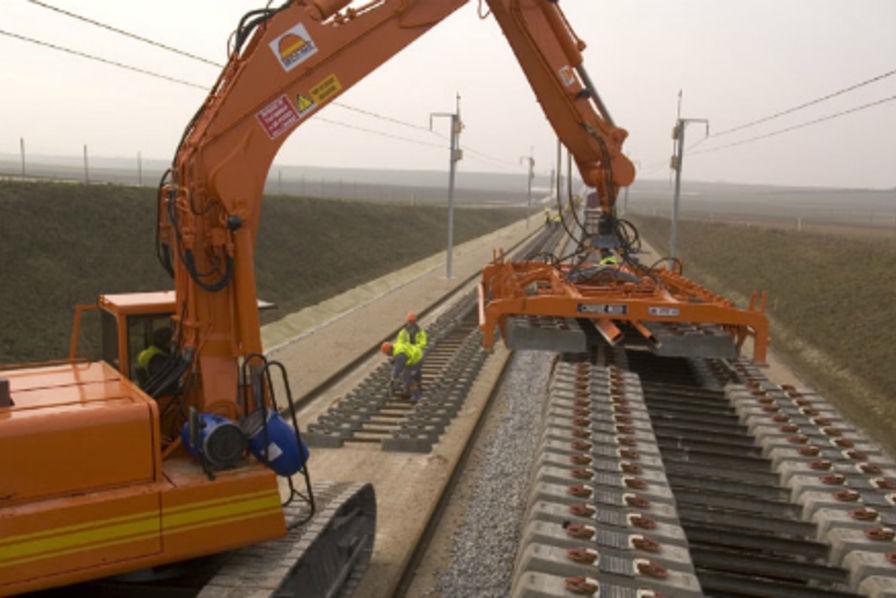Colas emporte la construction de la lgv tanger k nitra l for Contrat de conception construction