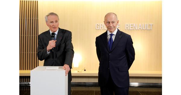 Quel profil pour le successeur de Thierry Bolloré chez Renault?