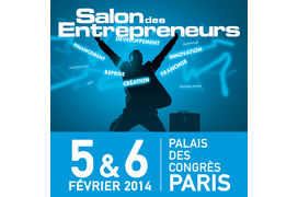 Salon des Entrepreneurs Paris 2014