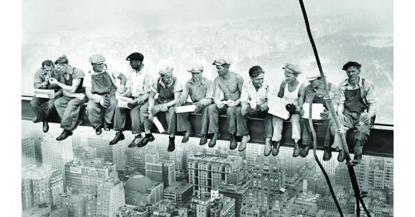 [Industry Story] Vertige de l'amour - Les ouvriers oubliés du Rockefeller Center