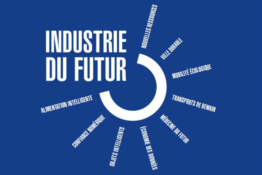 Quelle place pour l 39 homme dans l 39 industrie du futur for Salon industrie du futur