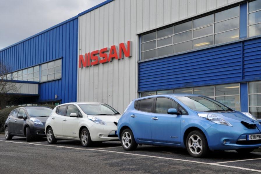 nissan va agrandir son usine de sunderland l 39 usine auto. Black Bedroom Furniture Sets. Home Design Ideas