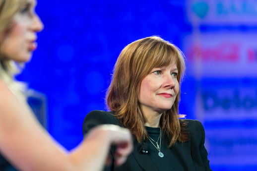 Mary Barra devient PDG de General Motors