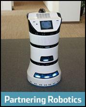 Partnering Robotics : agent de maintenance