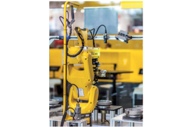 Fanuc : Des robots intelligents