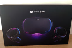 [Unboxing] L'Oculus Quest en images