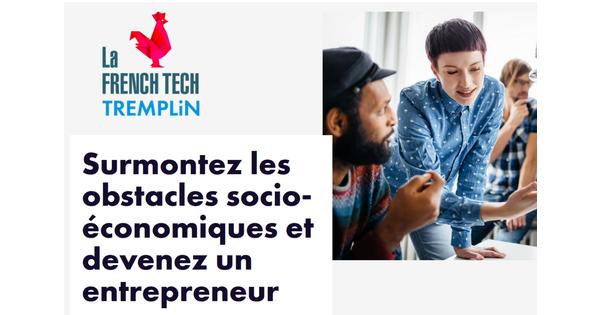 Le gouvernement lance l'initiative French Tech Tremplin, pour promouvoir la diversité dans les métiers du numérique