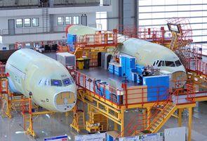La famille A320 d'Airbus chaine d'assemblage final en Chine (FALC) a atteint son objectif 2009 que le 11e de la famille A320 assemble par la FALC a ete livre a Air Deer, une partie aerienne du groupe HNA, le 16 Decembre a Tianjin.