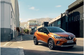 [En images] Le SUV best-seller Renault Captur revient en version hybride