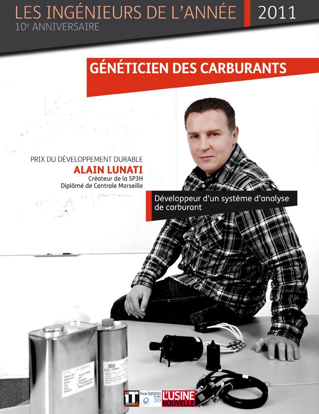 prix d veloppement durable 2011 alain lunati g n ticien des carburants prix des ing nieurs. Black Bedroom Furniture Sets. Home Design Ideas