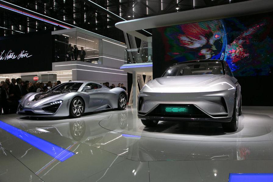 salon de gen ve 2019 qui sont arcfox et aiways les nouveaux constructeurs de voitures. Black Bedroom Furniture Sets. Home Design Ideas