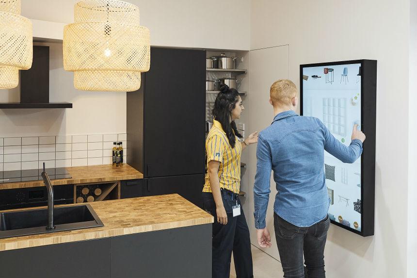 A Sydney Ikea Devoile Son Plus Petit Magasin Au Monde Digitalise