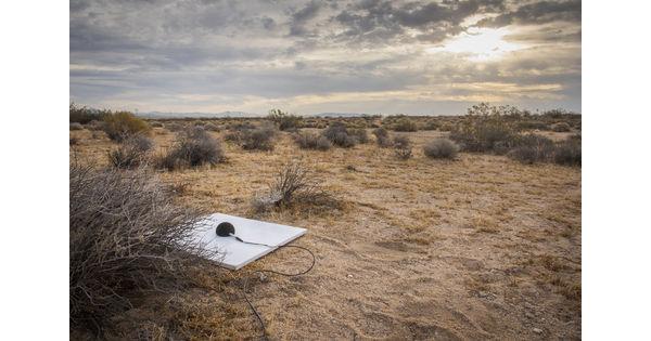 Des microphones testés par la NASA pour évaluer le son de son avion supersonique ultra-silencieux X-59