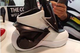 394f86f73f09b8 CES 2016 : avec leurs chaussures et semelles high tech, les start-up  françaises