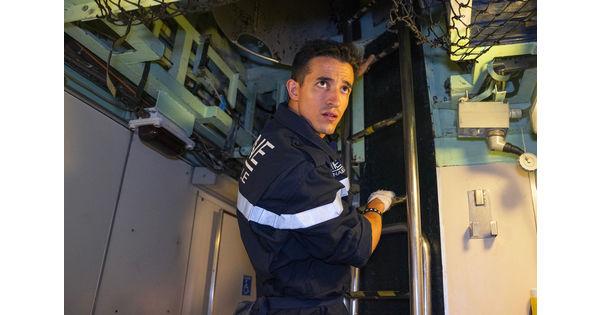 [L'industrie c'est fou] 48 heures dans un sous-marin nucléaire d'attaque avec le youtubeur Tibo InShape