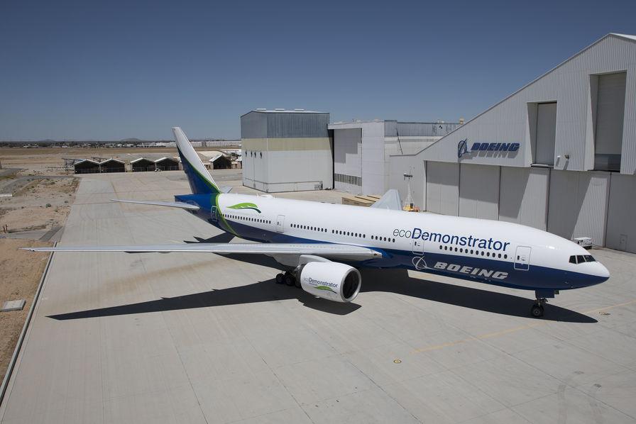 Boeing Lance Son Sixième Banc Dessai Volant Pour Tester Des