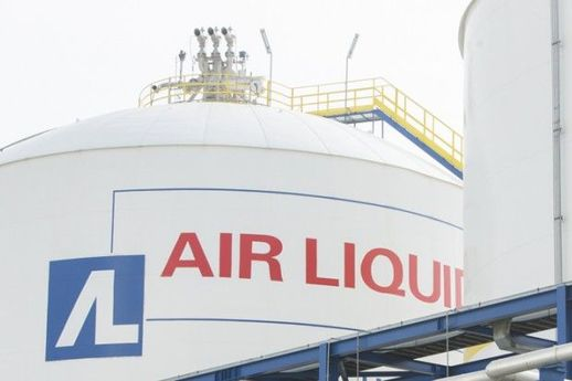 Air liquide robotise son conditionnement