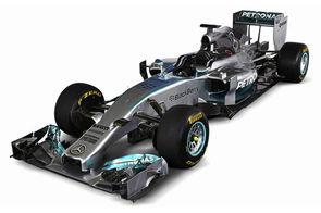 Mercedes AMG Petronas W05