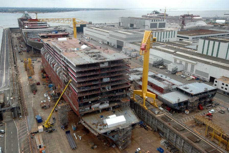 Emploi chantier naval for Chantiers de construction