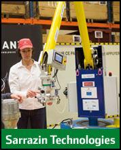 Sarrazin Technologies : tireur d'élite