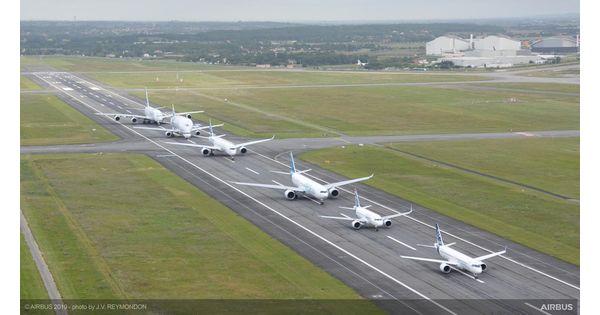 Pour Airbus, il faudra produire près de 40 000 nouveaux avions d'ici 2038
