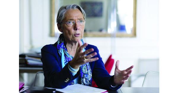 Elisabeth Borne, nouvelle ministre de la Transition écologique à la place de François de Rugy