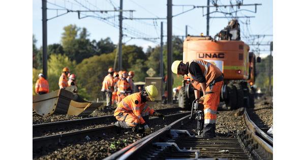 La SNCF face au défi de la régénération de son réseau