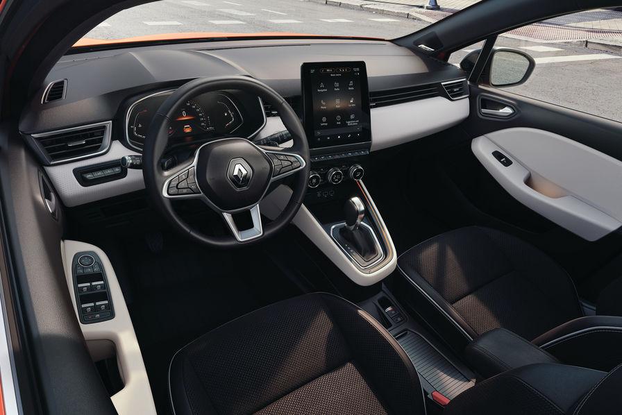 [En images] Renault dévoile le smart cockpit de la nouvelle Clio