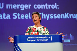 L'Europe s'oppose à une coentreprise sidérurgique ThyssenKrupp-Tata Steel