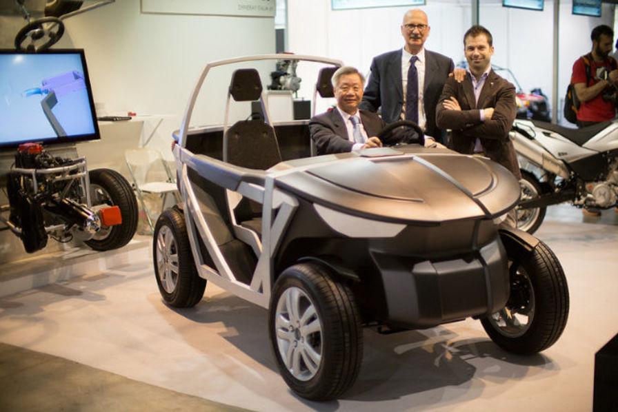 les technologies en kit tabby pour fabriquer votre voiture l 39 usine auto. Black Bedroom Furniture Sets. Home Design Ideas