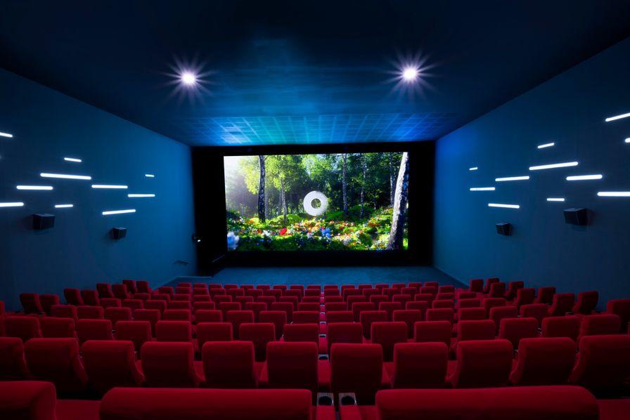 Salle Première Cinéma Gaumont De Led À En Pathé Ouvre La Écran J3FK1Tlc