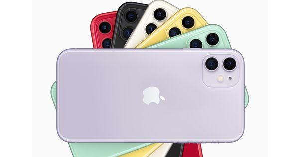 Les dix smartphones les plus vendus en 2019 sont... - Télécoms